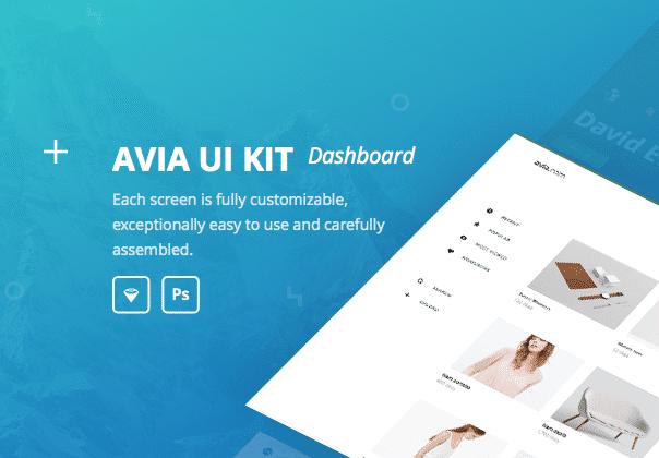 Ui-kit и иконки для начинающих веб дизайнеров