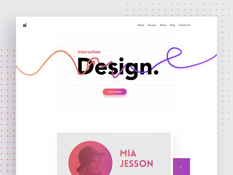 Как можно использовать белый цвет в веб дизайне