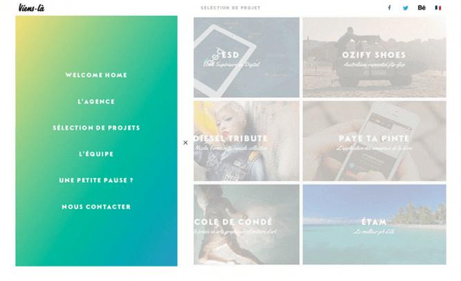 2-цветные изображения - один из трендов современного дизайна