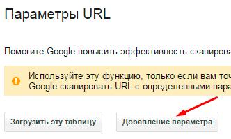 Фото - Как запретить индексацию url с определенным параметром через Google Webmaster Tools?