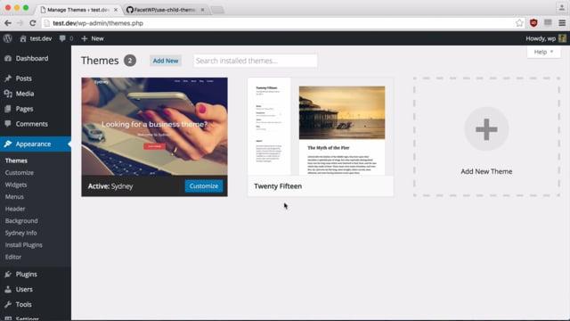 Фото - Добавления поддержки дочерней темы в любом шаблоне WordPress