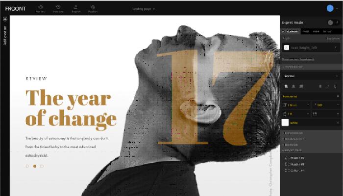 Браузерные приложения для веб-дизайна (топ на 2018 год)